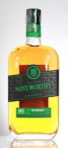 Noteworthy Rye Whiskey