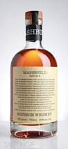 Mashbuild Batch 4 Bourbon Whiskey