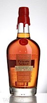 Maker's Mark The University Club J&L Private Select Bourbon Whiskey