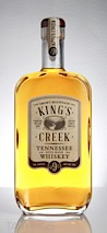 King's Creek 9 Year Old Tennessee Sour Mash Whiskey