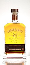 Coppercraft Distillery Straight Bourbon Whiskey