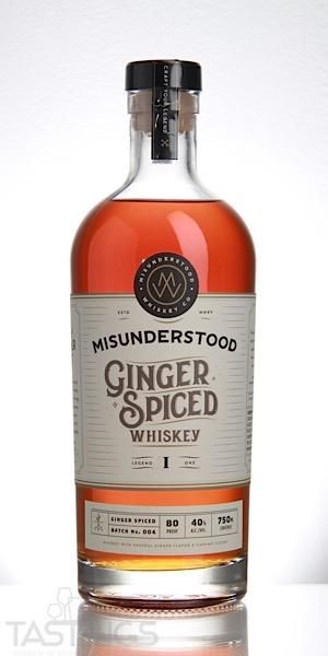 Misunderstood Whiskey