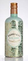 Padro & Co.  Blanco Reserva Sweet Vermouth