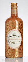 Padro & Co. Dorado Amargo Suave Sweet Vermouth