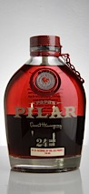 Papa's Pilar Bourbon Barrel Finished Overproof Rum