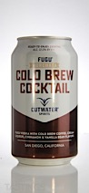 Cutwater Fugu Vodka Horchata Cold Brew RTD Cocktail
