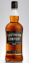 Southern Comfort Black Spirit Whiskey