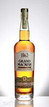 Grand Macnish Double Matured 13 Year Old Rum Cask Aged Blended Scotch Whisky