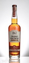 Grand Macnish 15 Year Old Sherry Cask Age Blended Scotch Whisky