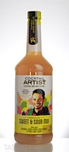 Cocktail Artist Sweet & Sour Mixer
