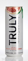 Truly Spiked & Sparkling Sicilian Blood Orange Spiked & Sparkling Water