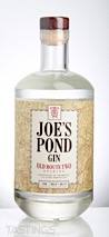 Joe's Pond Gin