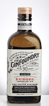 The Gin Foundry Europa London Dry Gin