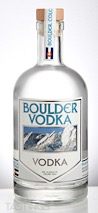 Vapor Distillery Boulder Vodka