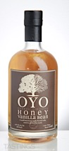 OYO Barrel-Finished Honey Vanilla Bean Vodka