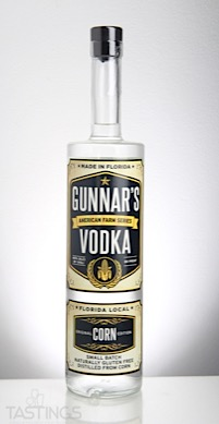 Gunnar's Vodka
