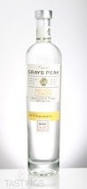 Grays Peak Meyer Lemon Flavored Vodka
