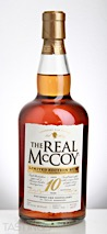 The Real McCoy Limited Edition Virgin Oak 10 Year Aged Rum