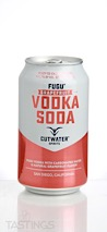 Cutwater Fugu Vodka Soda Grapefruit RTD