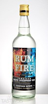 Rum Fire Jamaican White Overproof Rum
