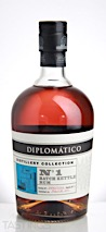 Ron Diplomatico Distillery Collection No. 1 Batch Kettle Rum