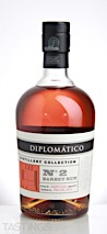 Ron Diplomatico Distillery Collection No. 2 Barbet Rum