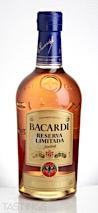 Bacardi Reserva Limitada Aged Rum