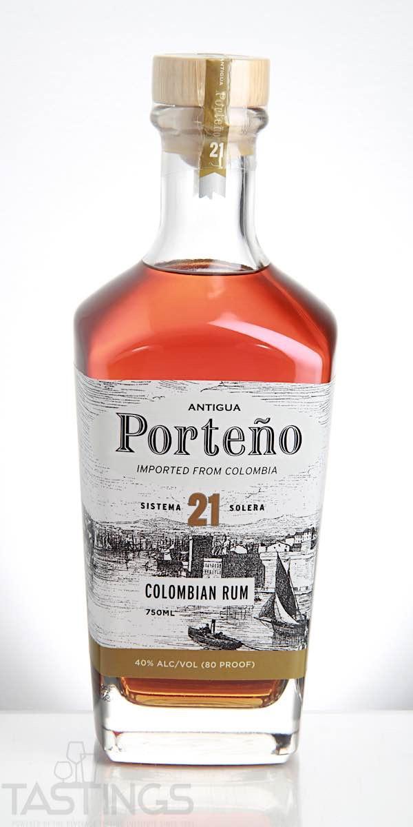 Antigua Porteno
