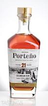 Antigua Porteno 21 Year Aged  Rum