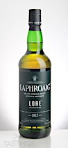 Laphroaig Lore Islay Single Malt Scotch Whisky