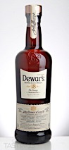 Dewar's The Vintage 18 Year Old Blended Scotch Whisky