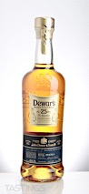 Dewar's The Signature 25 Year Old Blended Scotch Whisky Double Aged
