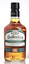 Ballechin 10 Year Old Single Malt Scotch Whisky