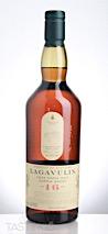 Lagavulin 16 Year Old Single Malt Scotch Whisky