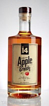 Vermont Spirits No.14 Apple Brandy