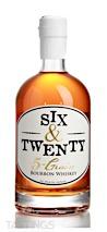 Six & Twenty 5-Grain Bourbon Whiskey
