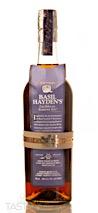 Basil Haydens Caribbean Reserve Rye Whiskey