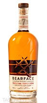 Bearface Triple Oak Canadian Whisky