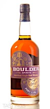 Boulder  American Single Malt Whiskey - Port Cask