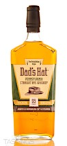 Dads Hat Straight Rye Whisky