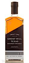Treaty Oak Ghost Hill Bourbon Whiskey