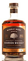 Middle West Wheated Straight Bourbon Whiskey