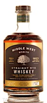 Middle West Dark Pumpernickel Straight Rye Whiskey