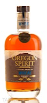Oregon Spirit Distillers Straight Wheat Whiskey
