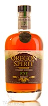 Oregon Spirit Distillers Straight Rye Whiskey