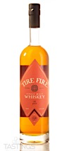 Tire Fire Heavily Peated Whiskey Single Malt