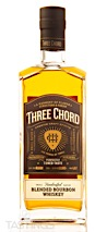 Three Chord Blended Bourbon Whiskey
