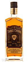 Three Chord Twelve Bar Reserve Straight Bourbon Whiskey