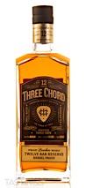 Three Chord Twelve Bar Reserve Straight Bourbon Whiskey