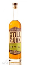 Great Lakes Distillery Still & Oak Straight Rye Whiskey